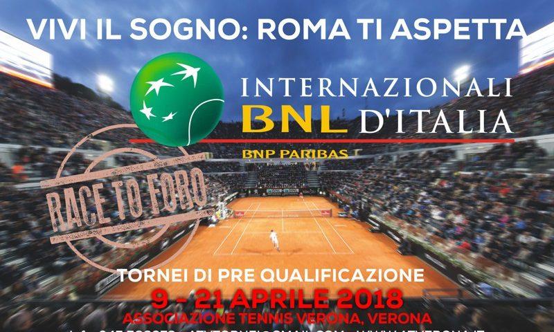 INTERNAZIONALI BNL 2018